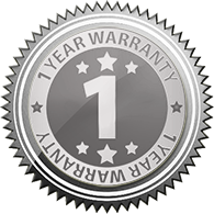 unlimited mileage warranty for 1 year warranty
